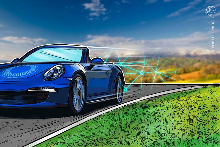 Grande banco espanhol BBVA fecha empréstimo de €150 milhões com a Porsche Holding usando blockchain
