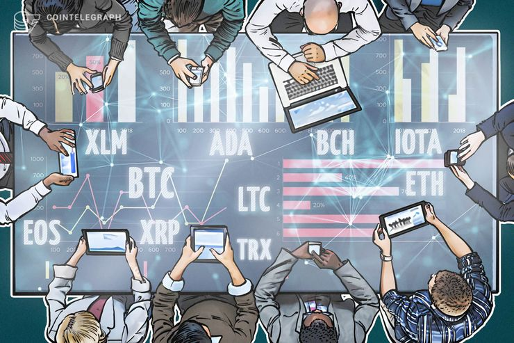 Bitcoin News,Litecoin,Ethereum,Ripple,Stellar,IOTA,Bitcoin Cash,EOS,Cardano,Price Analysis,Tron