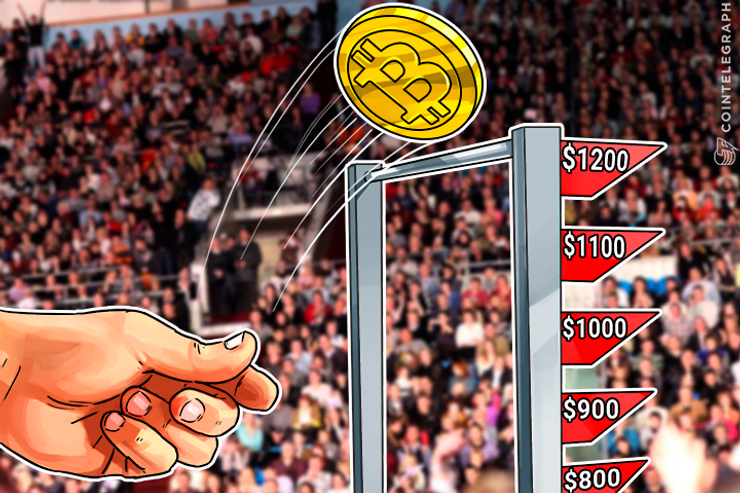 Bitcoin Price Breaks $1228 All-Time High Again With ETF Nearing