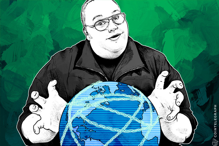 Kim Dotcom Vouches to Raise $100 Million for MegaNet's January Debut