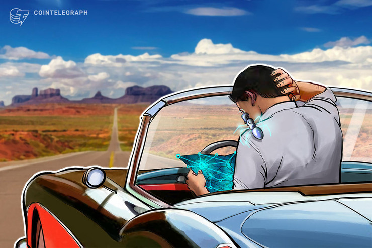 General Motors Files Patent for a Blockchain-Based Navigation Map