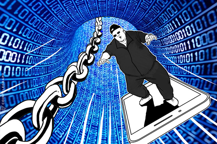 Kim Dotcom to use Blockchain & Smartphones to Build a Decentralized Internet