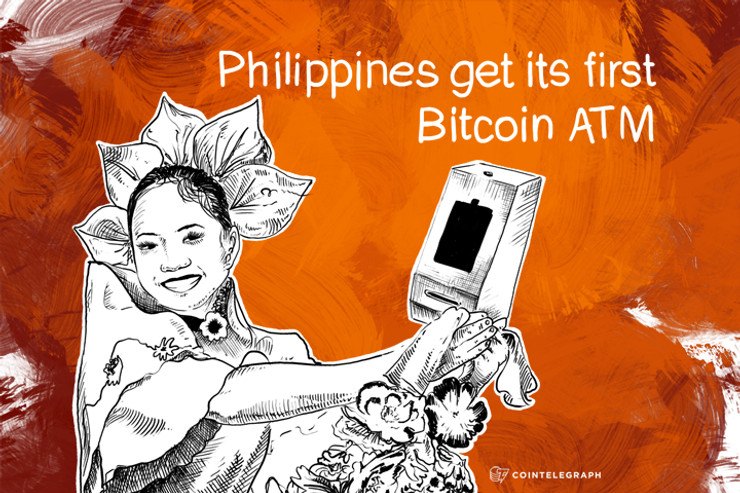 Philippines get its first Bitcoin ATM