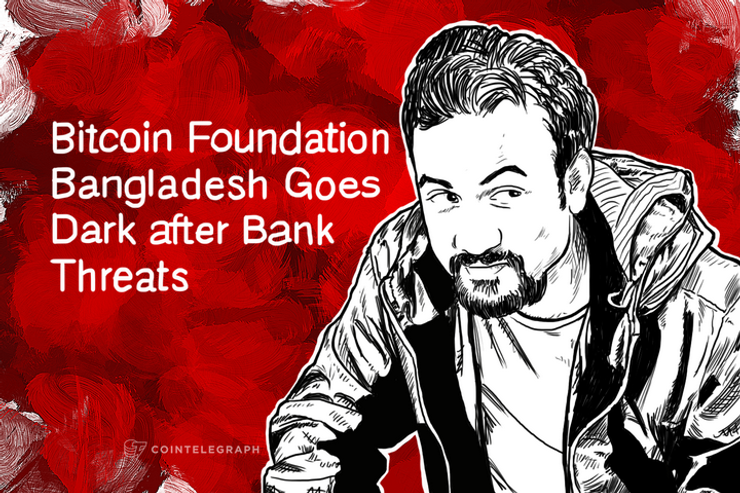 Bitcoin Foundation Bangladesh Goes Dark after Bank Threats