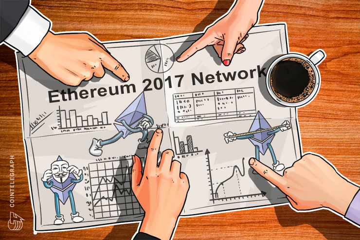 1090 DApps And 700 Tokens Launched on Ethereum Network in 2017, Analyst Says