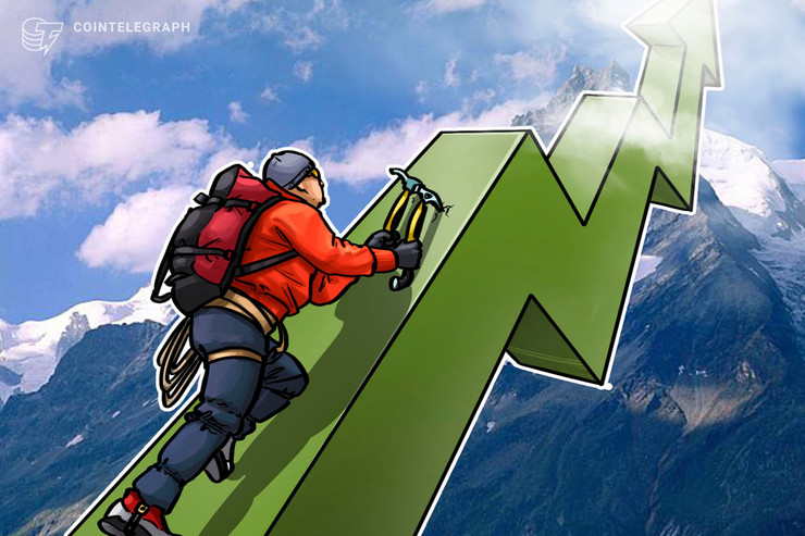 Bitcoin Price Tackles $10.4K Level as Futures Markets Hit 5-Month High
