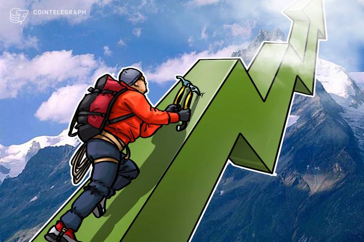 El precio de Bitcoin se enfrenta al nivel de los USD 10,400, a la vez que en los mercados de futuros alcanzan un máximo en los últimos 5 meses