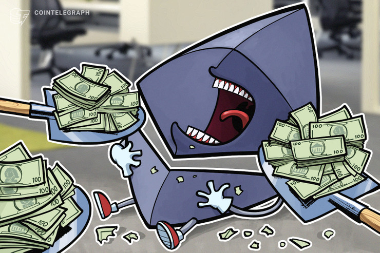 Trader: Ethereum Can Hit $440 But Indicator Warns Altcoin 'Overbought'