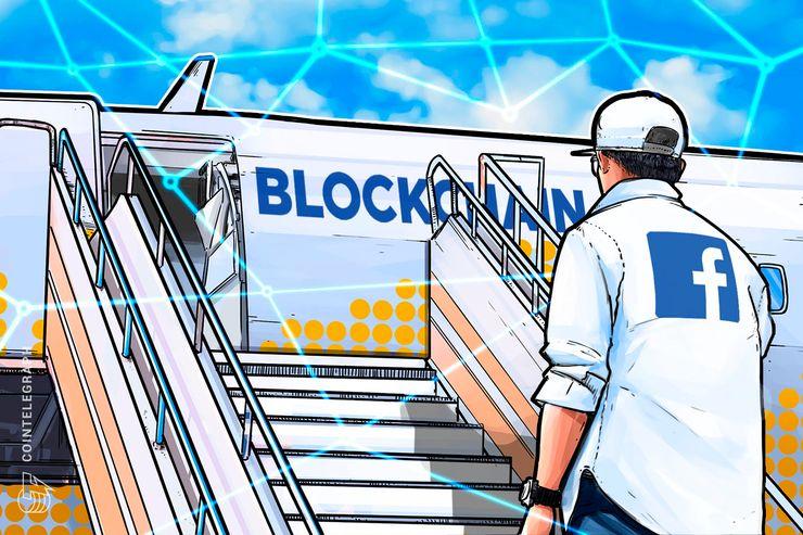 Informe: Facebook adquiere startup blockchain