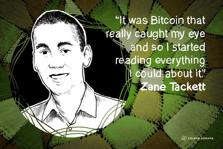 Interview with Zane Tackett, OKCoin