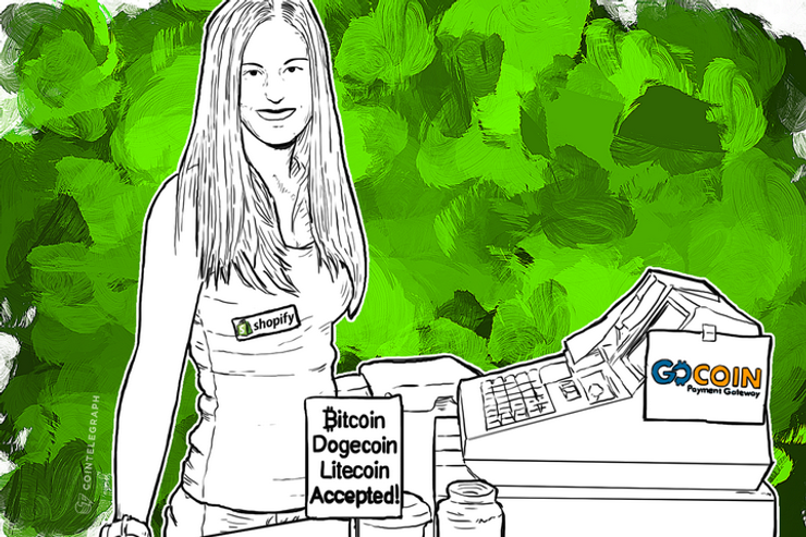 Shopify's 120K Merchants Can Now Accept Payments in Litecoin and Dogecoin