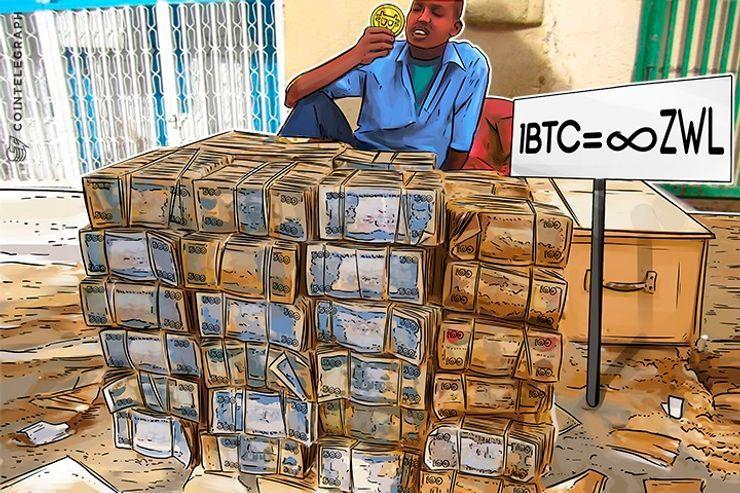 A causa de la situación monetaria, en Zimbabue ven una alternativa en el Bitcoin