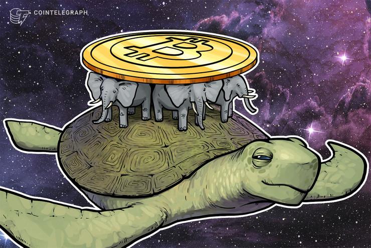 La velocidad de la generación de bloques de Bitcoin cae a los mínimos que tuvo en 2017
