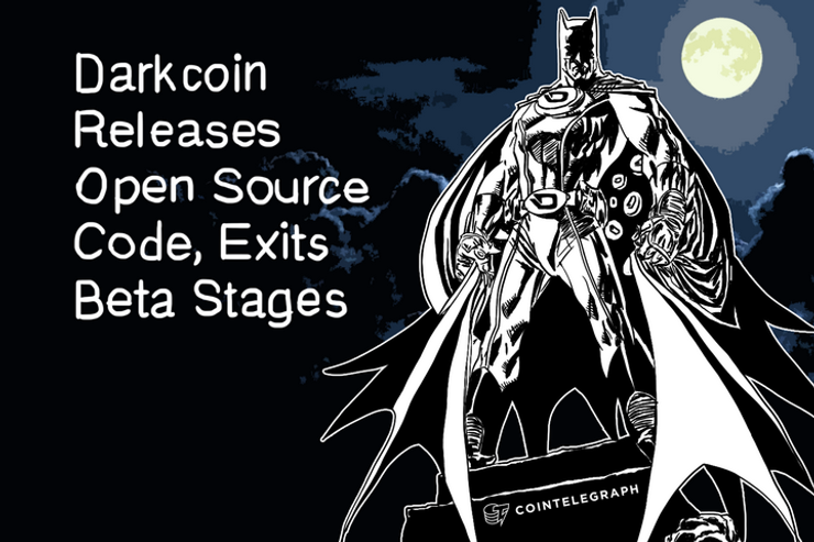 Darkcoin Releases Open Source Code, Exits Beta Stages