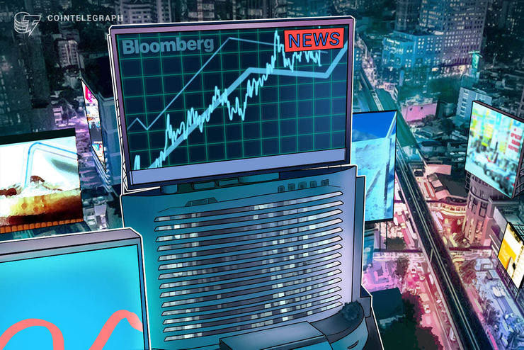 Bloomberg Terminal notiert Kryptomarkt-Index von Huobi