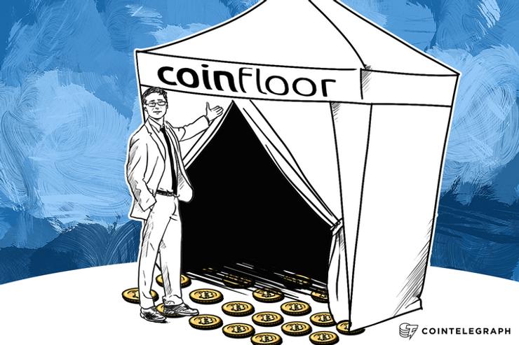 UK Bitcoin Exchange Coinfloor Launches P2P Marketplace