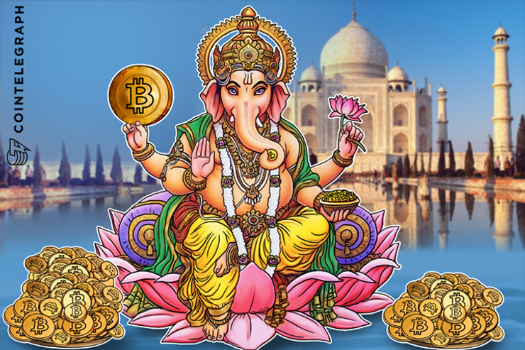 Bitcoin Trading at $900, 16 Percent Above Average in India