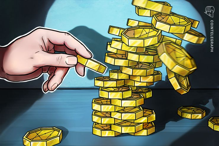 Ukupna tržišna kapitalizacija pala za 5 milijardi nakon pada svih velikih novčića