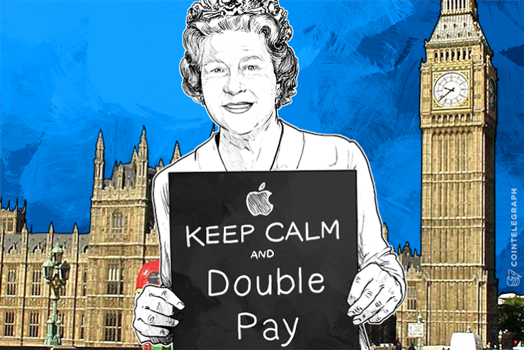 Apple Pay Becomes 'Double Pay' in the UK