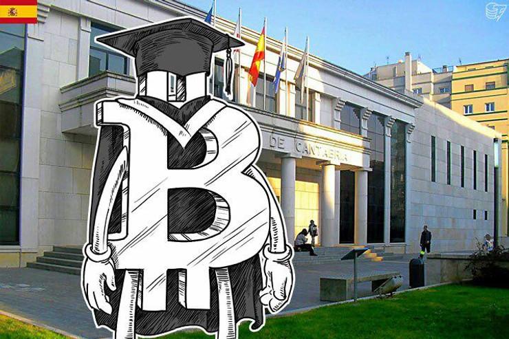 Bitcoin gana interés en la Universidad de Cantabria