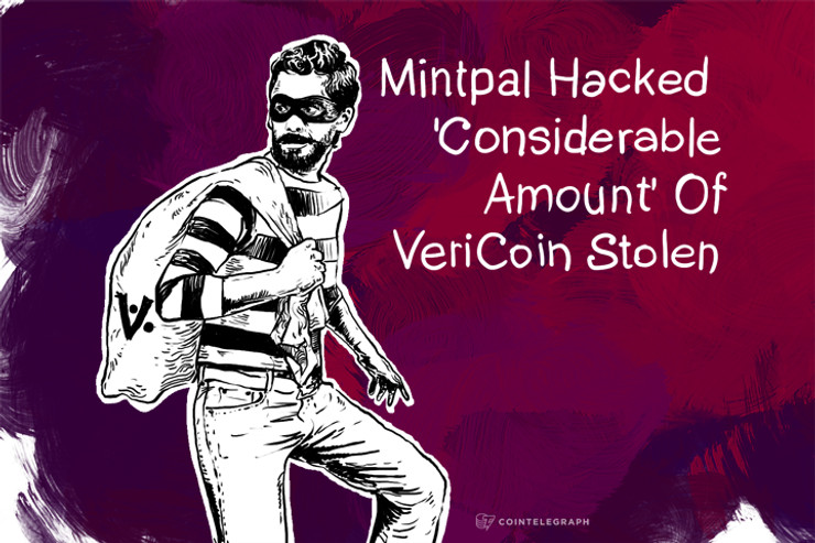 Mintpal Hacked 'Considerable Amount' Of VeriCoin Stolen