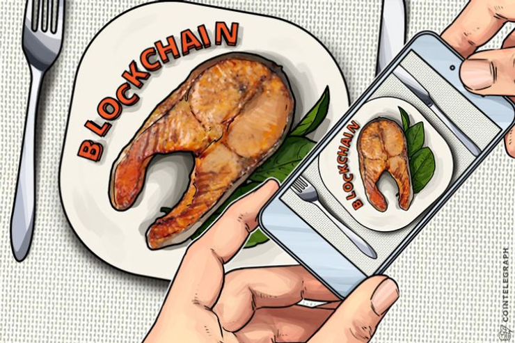 Gavin Wood Helps Launch Blockchain Food Tracking Startup