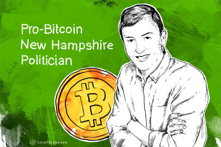 New Hampshire Politician Says Blockchain Tech Can be Used for Voting, Taxes Should Be Paid in BTC