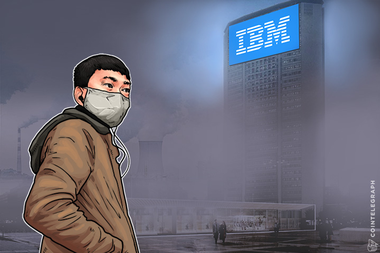 IBM Plans to Use Blockchain to Clean up China's Air