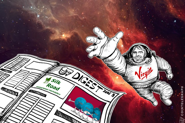 JUN 8 DIGEST: Online Drug Sales Booming, First Finance Social Network Launched