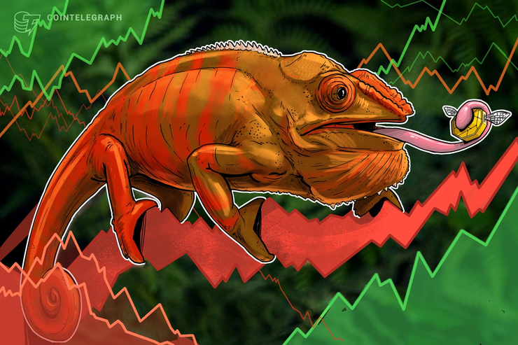 Bitcoin Price Drops on the Day as Altcoins Send Mixed Messages thumbnail