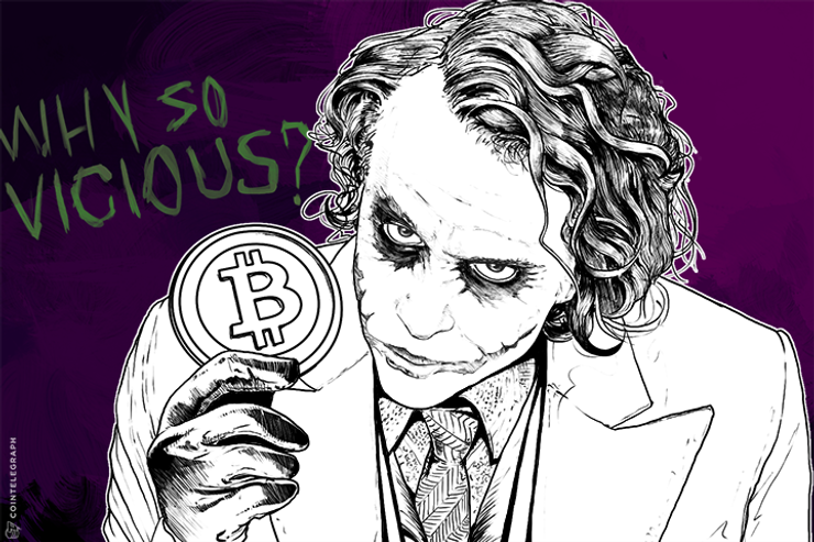 The 6 Most Vicious Criminals in Bitcoin (OP-ED)