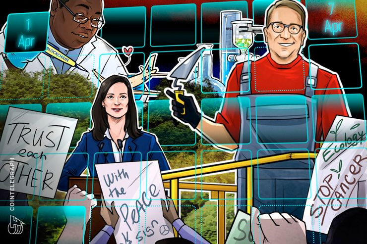 Hodler's Digest, April 1–7: Top Stories, Price Movements, Quotes and FUD of the Week