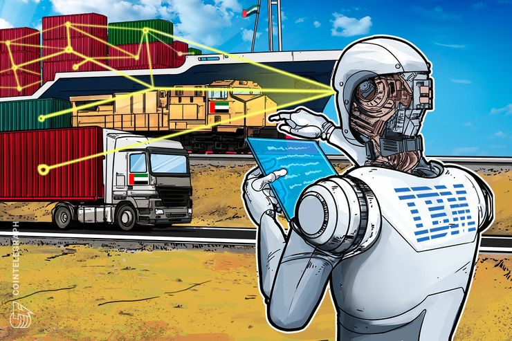 IBM Partners with Abu Dhabi National Oil Company for Blockchain Supply Chain System thumbnail