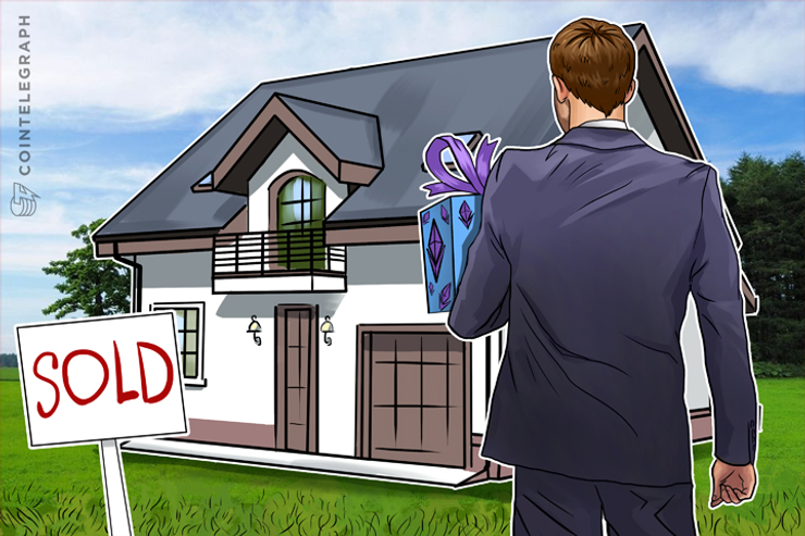 Blockchain in Real Estate: You Can Now Buy Fraction of House