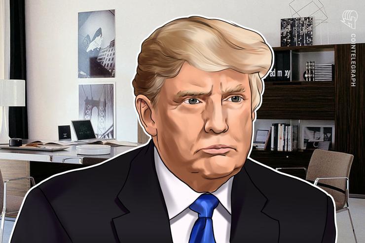 トランプ大統領が仮想通貨ビットコインの強力な援軍に?FRB議長を「まぬけ」と罵倒