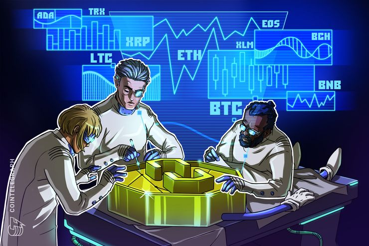 Bitcoin, Ethereum, Ripple, Litecoin, EOS, Bitcoin Cash, Binance Coin, Stellar, Tron, Cardano: Price Analysis, March 18