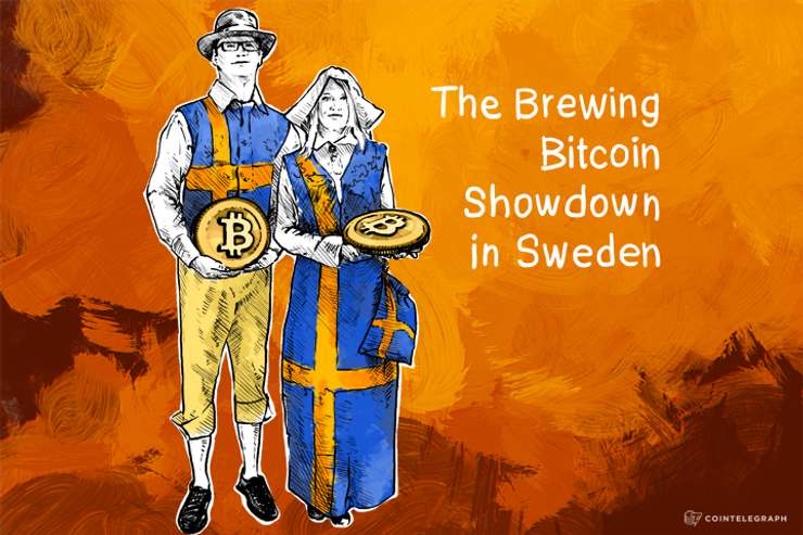 The Brewing Bitcoin Showdown in Sweden