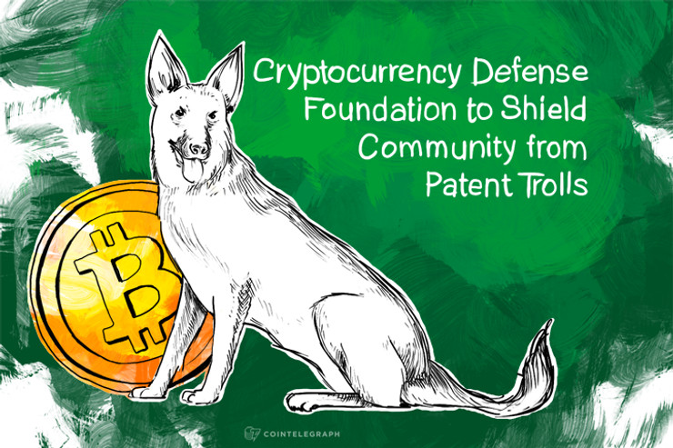Cryptocurrency Defense Foundation to Shield Community from Patent Trolls
