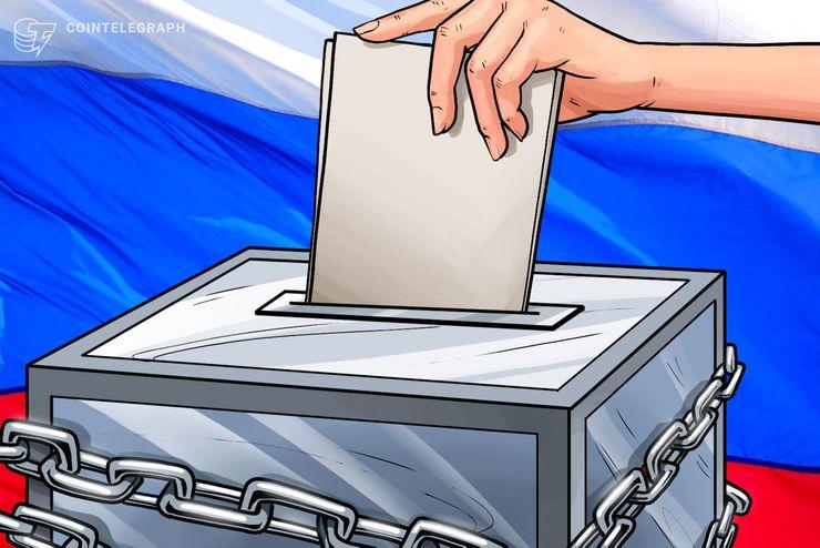 Vigilante eleitoral independente da Rússia testará piloto Blockchain de sistema de votação