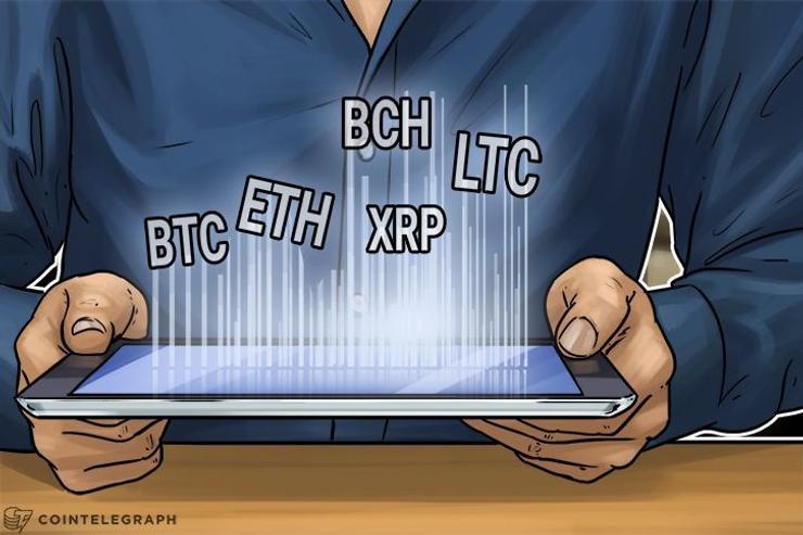 Bitkoin (BTC), itirijum (ETH), bitkoin keš (BCH), ripl (XRP), lajtkoin (LTC): Analiza cena za 28. oktobar