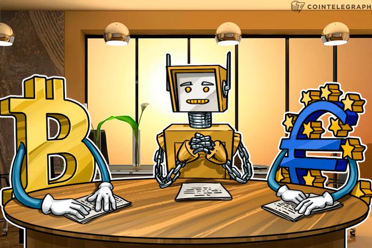 La Banca Centrale Europea si riunisce per discutere con i giovani di Bitcoin e Blockchain