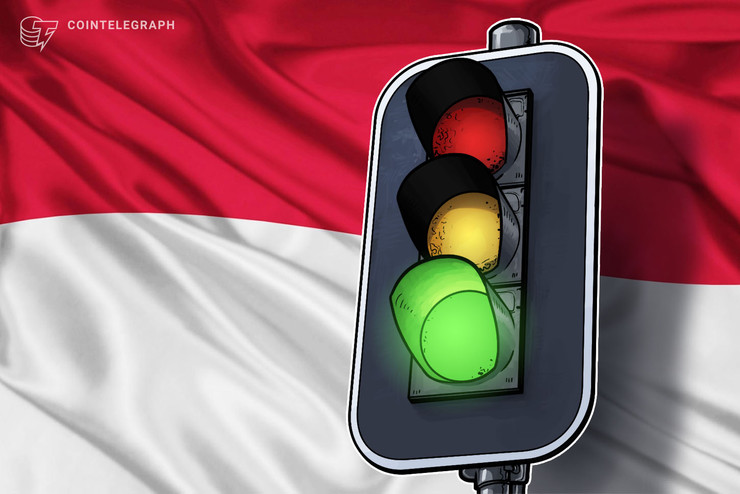 Indonesia's Commodities Regulator Approves Asia-Pacific Crypto Exchange