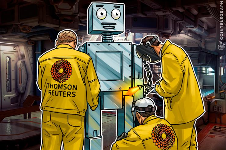 Thomson Reuters to Embrace Blockchain-Friendly Data