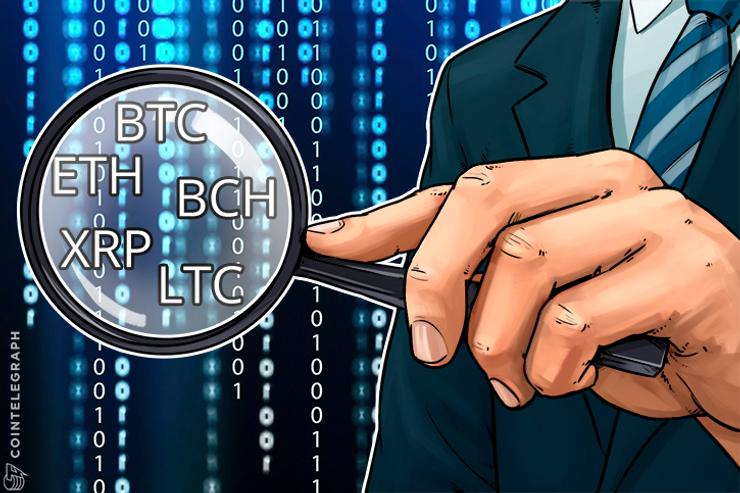 Bitcoin, Ethereum, Bitcoin Cash, Ripple, Litecoin: Análisis de precios, 16 de octubre