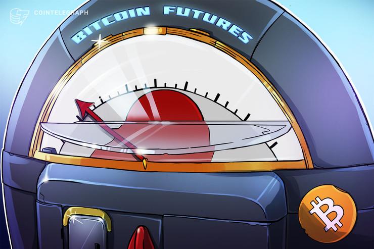 ビットコイン先物取引ランキング、仮想通貨取引所ビットメックス3位に後退