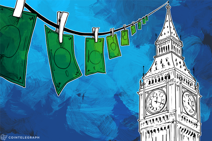 London Called 'Money Laundering Capital,' While FinTech Startups Burdened by Regulation