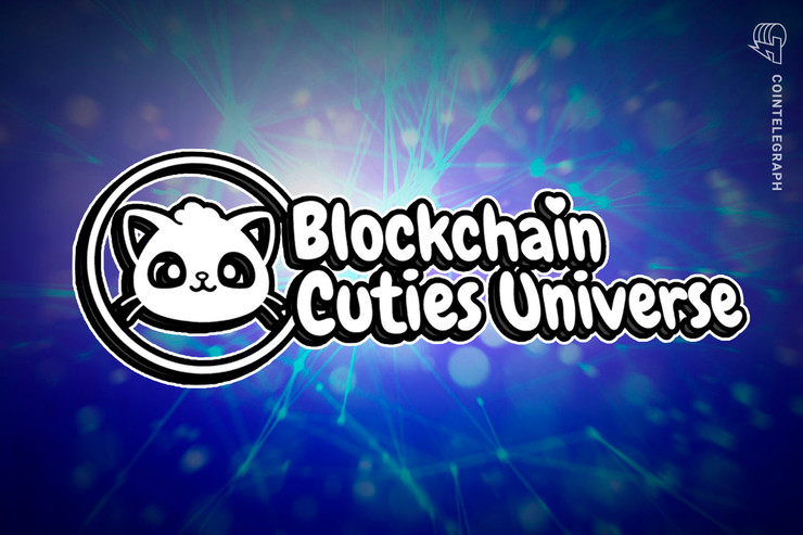 Blockchain Cuties Universe Invite You to Join a Birthday Party