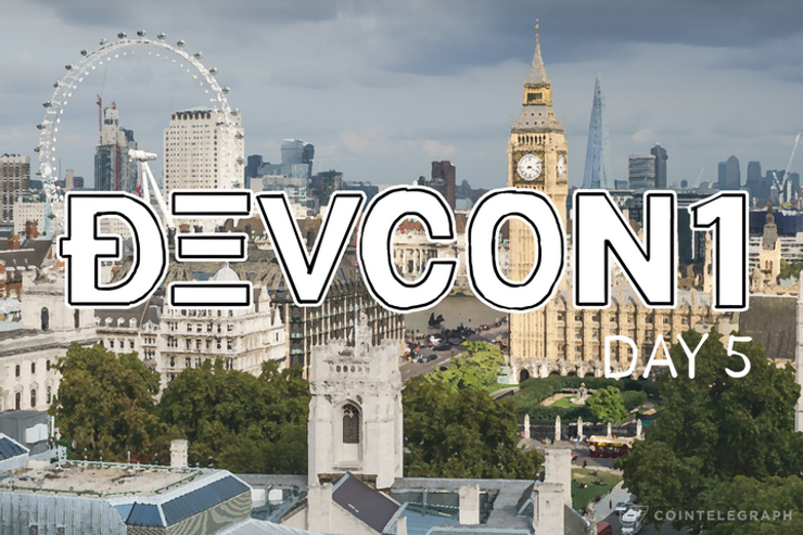 Ethereum DevCon1: Expert View of the Fifth Day