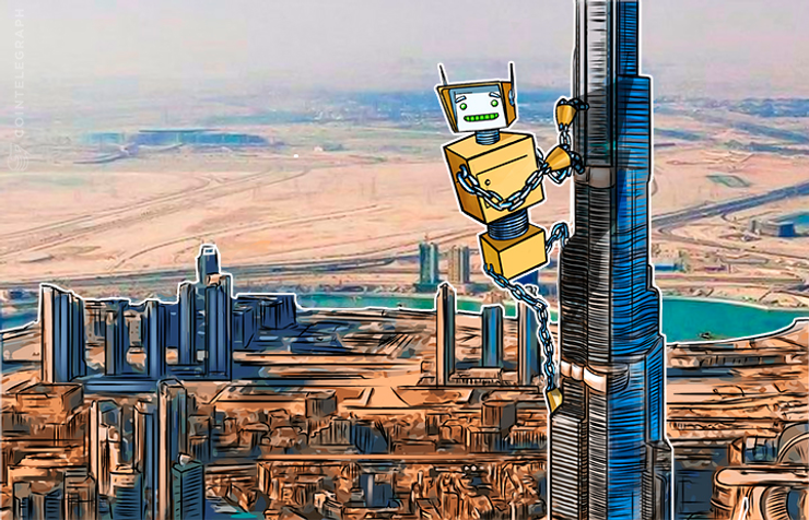 Dubai Goes Blockchain to Become Fintech Hub for The East