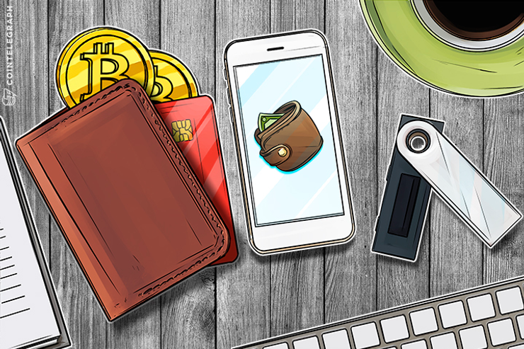 cryptocurrency wallet large amounts